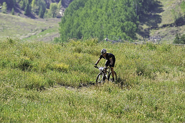 Power of Four Mountain Bike Race