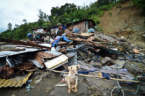 Flooding And Landslides Leave Over 20 Dead In Zambales
