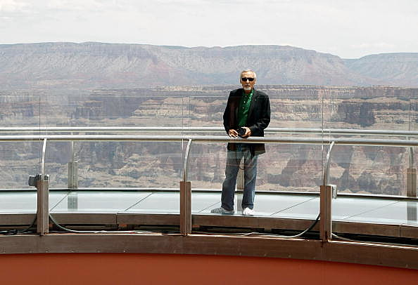 2009 CineVegas Film Festival - Day 3 - Grand Canyon Skywalk