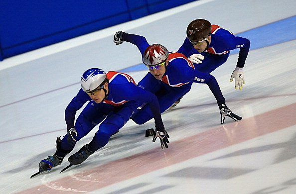 Announcement Of Short Track Athletes Named in Team GB for the Sochi 2014 Winter Olympic Games