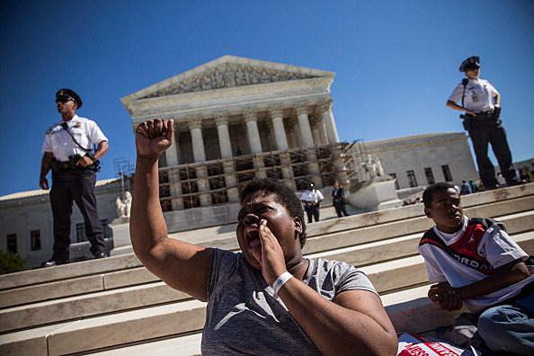 U.S. Supreme Court Hears Arguments Over Michigan Affirmative Action Ban