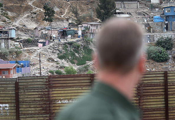 Border Security Unaffected By US Government Shutdown