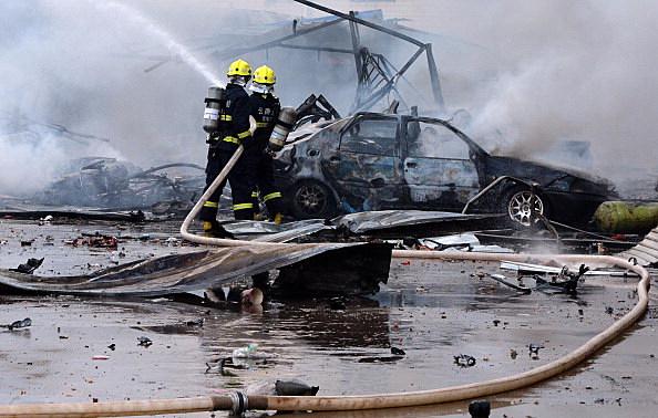 Two Dead In Kunming Blast