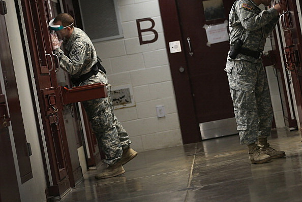 Guantanamo Bay Facility Continues To Serve As Detention Center For War Detainees