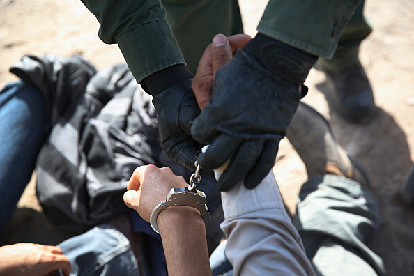 U.S. Customs And Border Protection Secures Tex-Mex Border From Land, Air and Sea