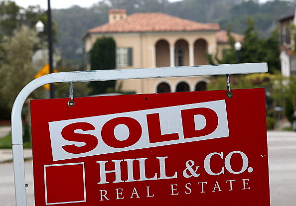 Home Prices Rise Sharply In May