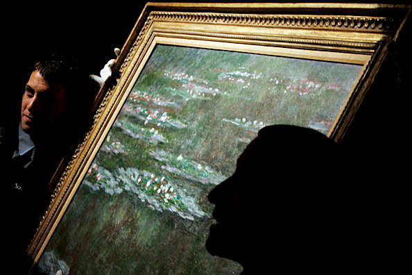 Masterpieces Unveiled By Monet And Francis Bacon