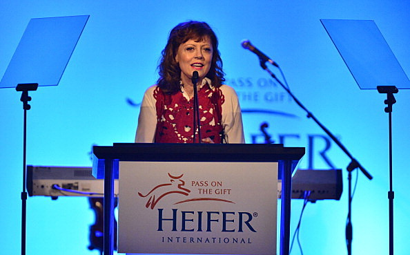 "Heifer International Hosts 2nd Annual ""Beyond Hunger: A Place At the Table"" To Help End World Hunger And Poverty"