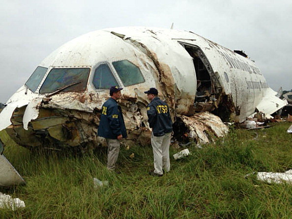 Two Killed In UPS Flight 1354 Crash