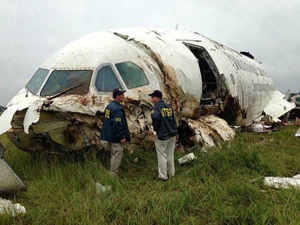 Two Killed In UPS Flight 1354 Crash