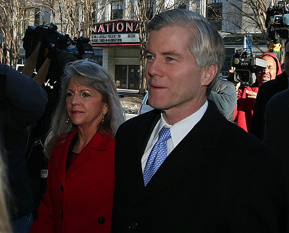 Former Virginia Gov. McDonnell And Wife Appear In Court For Federal Corruption Case
