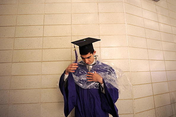2010 New York University Commencement