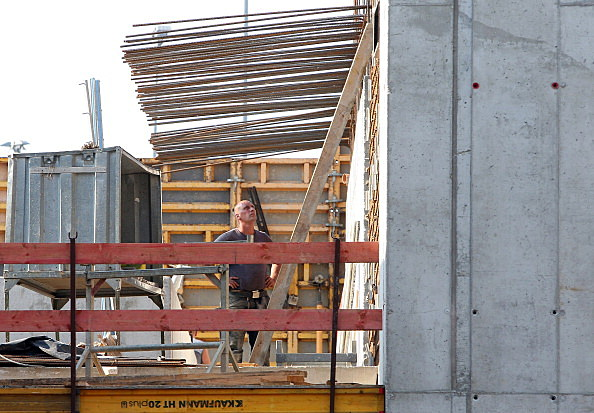 Construction Continues At New BND Headquarters
