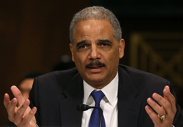 Holder Testifies Before Senate Hearing On Reform Of Gov't Surveillance Programs