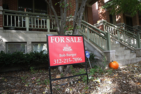 Pending Home Sales Drop To Lowest Level In Three Years