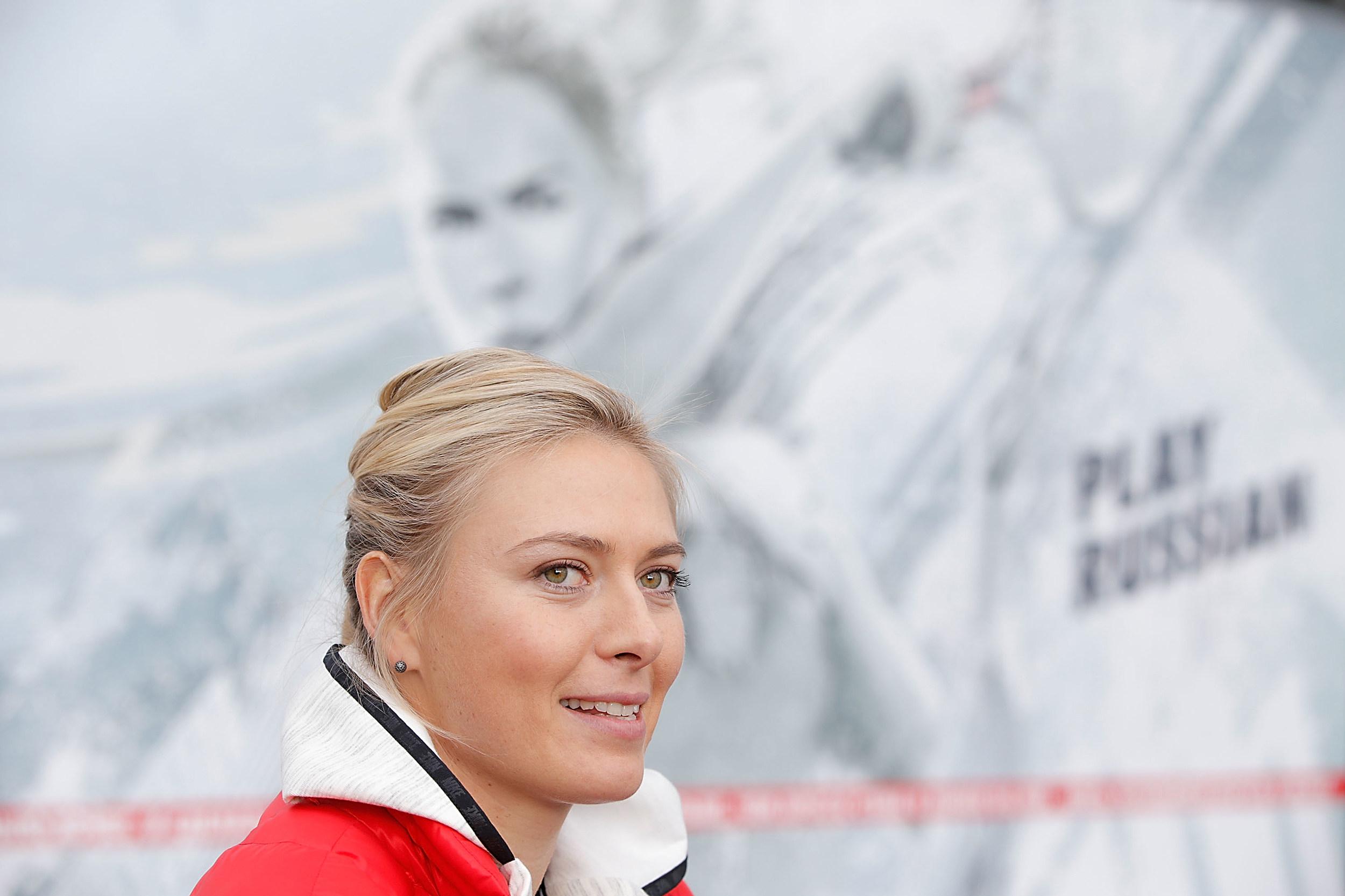 Nike and Maria Sharapova Reopen Riviera Park Egorova