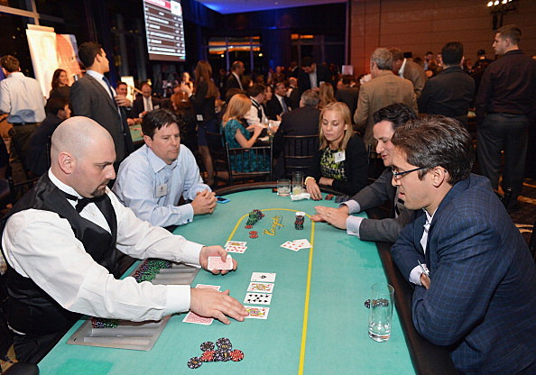 "The Children's Hospital Of Philadelphia & World Poker Tour ""All In"" For Kids Poker Tournament"