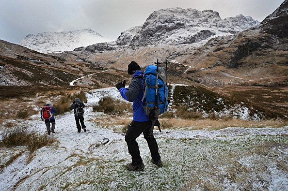Four Climbers Dead In Avalanche Near Glencoe