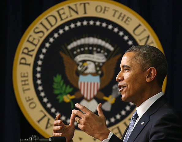 Obama Hosts Screening Of Cesar Chavez Film At The White House