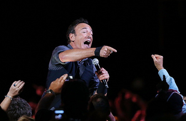 Bruce Springsteen And The E Street Band Tour -  Sydney