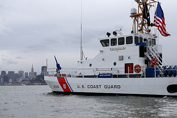 Coast Guard Patrols Hit By Sequestration Cuts