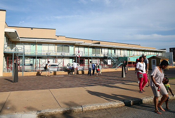 General Views Of The Lorraine Motel