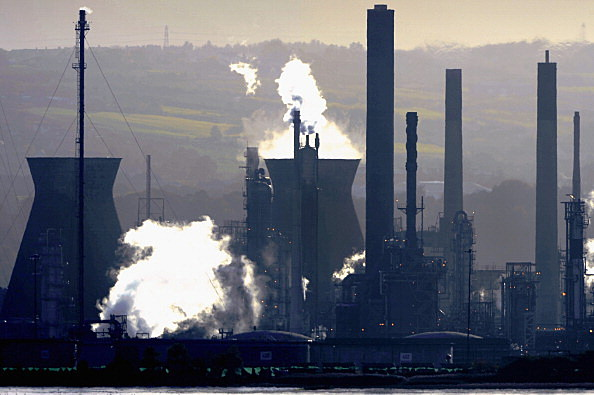 Grangemouth Petrochemical Plant  Saved From Closure