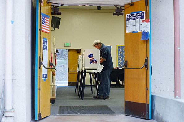 Mayoral Election Held In Los Angeles