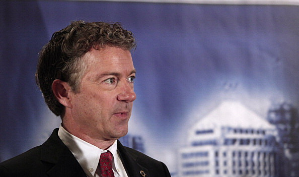 Sen. Rand Paul Speaks To The Detroit Economic Club