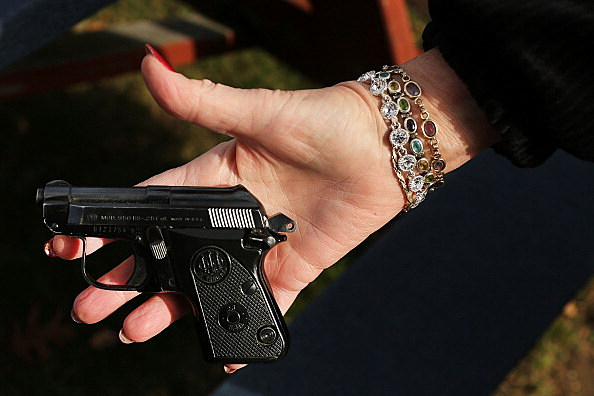 Bridgeport Holds Gun Buy Back Program