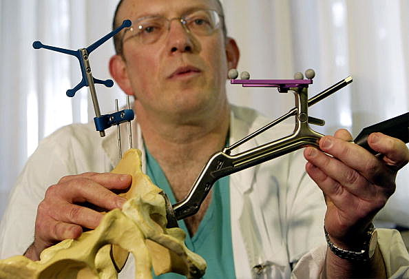 Breakthrough In Medical Imaging For Use In Hip Replacements Announced