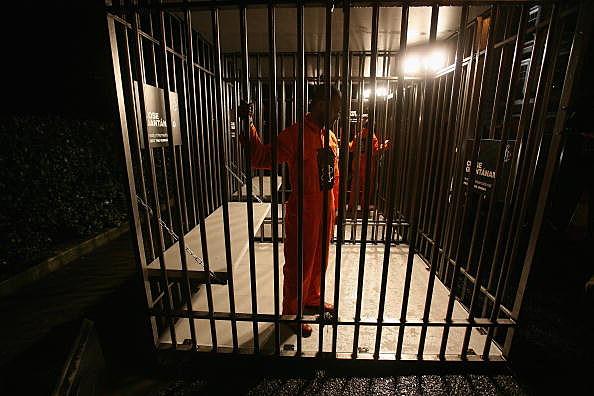 Amnesty Recreates Guantanamo On Sixth Anniversary