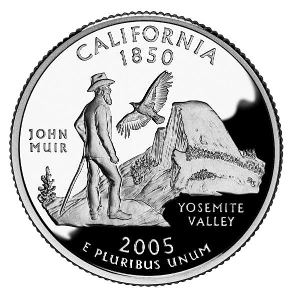 California State Quarter Released