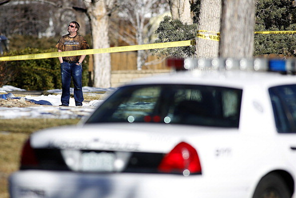 Four shot and killed in Aurora, Colorado