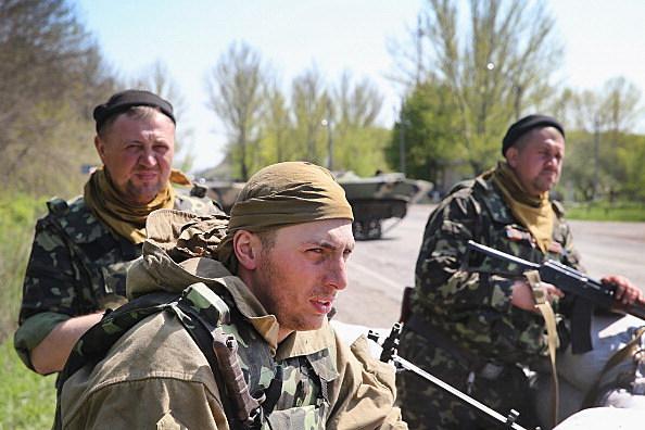 Tension Mounts In Eastern Ukraine