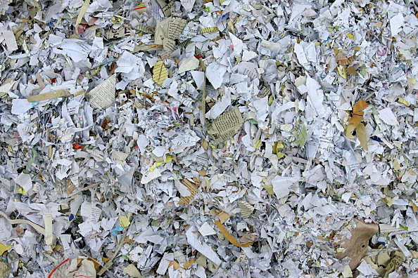 Israeli Paper Recycling Plant