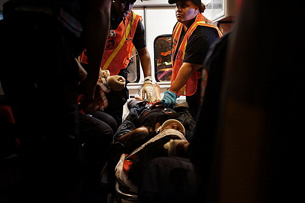 Volunteer Ambulance Corps Works In Under Served Brooklyn Neighborhood