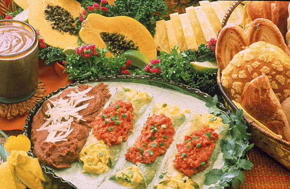 Mexican-Style Food Items