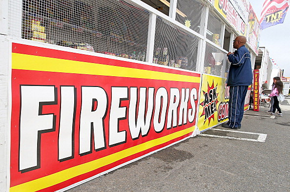 Fireworks Suppliers Prepare For The 4th Of July Holiday