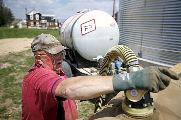 Farmers Plant Corn To Take Advantage Of Prices Driven Up By Ethanol