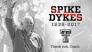 Texas Tech Spike Dykes