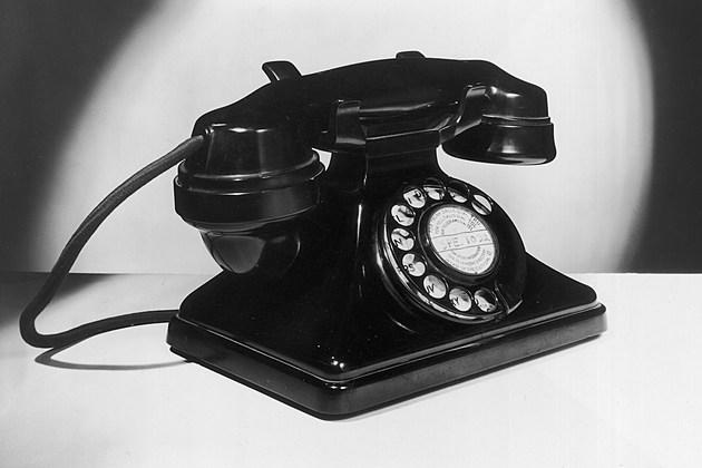 Fifties Telephone